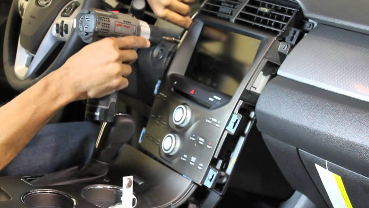 2012 ford fusion fuse box diagram in car 2013    ford    edge touch screen removal youtube  2013    ford    edge touch screen removal youtube