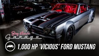 1,000 HP 'Vicious' 1965 Ford Mustang. Watch online.