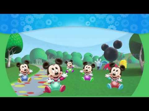 Nhạc Thiếu Nhi Vui Nhộn cho thiếu nhi-  Nhảy Múa Với Mickeys