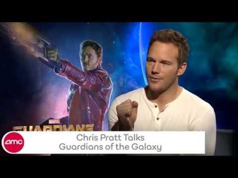 Chris Pratt Talks GUARDIANS OF THE GALAXY With AMC
