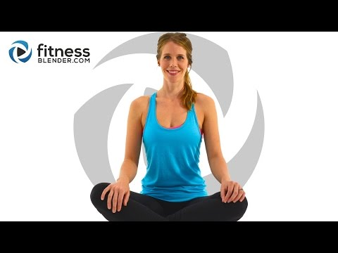 Low Impact Beginner Cardio Workout - Cardio Workout for Beginners - Recovery Cardio