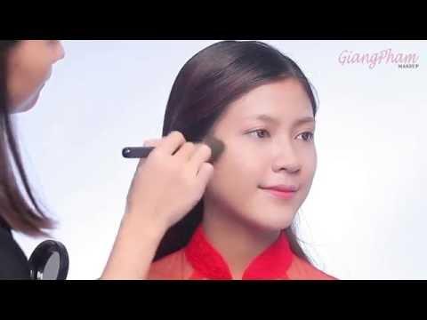 GIANG PHẠM Makeup - Trang điểm làm tóc cô dâu ngày ăn hỏi