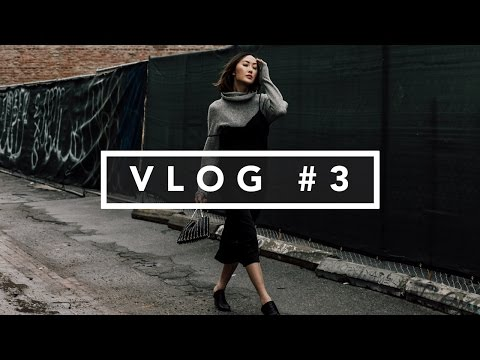The Honest Truth about Fashion Week | Vlog #3