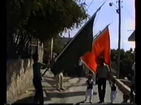 نحف بلدنا48 ألعدة والأعلام--- 1988 (وينك يا زمن الخير والبركة)