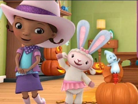 Doc Mcstuffins Special Halloween Kids Movie Game 2013