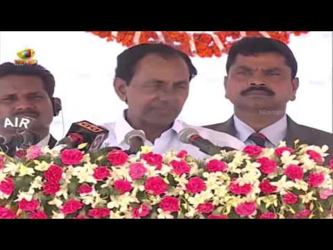 K Chandrashekar Rao first speech as Telangana Chief Minister - KCR Full Speech