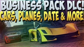 """GTA 5 DLC"" - The Business Update DLC Release Date, NEW Cars, Planes, Guns & MORE! ( ""GTA 5 DLC"" )"