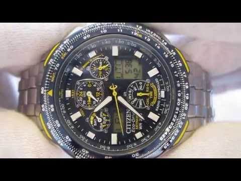 citizen eco drive nighthawk wr200 manual
