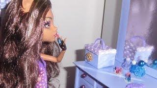 Como Fazer Porta Jóias Ou Caixa De Maquiagem Para Boneca