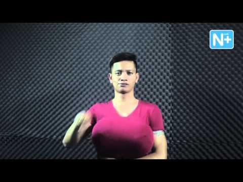 Hài Value - Bà Tưng Phiên Bản Bị Lỗi Nhảy Lại Bài Gentleman Độc Quyền Hài Value Cực Sexy.