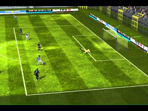 FIFA 14 iPhone/iPad - Mukhtasar Utd vs. Inter