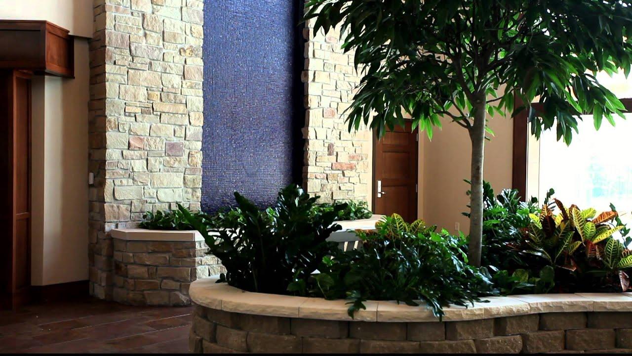 Origin falls fine custom indoor waterfalls youtube - Waterfall designs for indoor ...