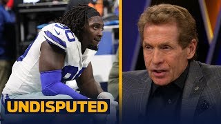 Skip Bayless reacts to the Dallas Cowboys' Week 10 loss to the Atlanta Falcons   UNDISPUTED