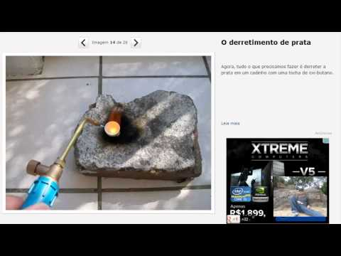 Gratis - Como Retirar Ouro de Eletrônicos - Learn How to Remove Gold Totally Free Electronics