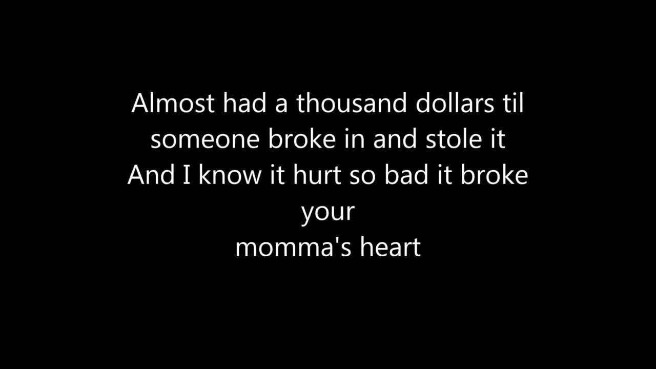 Mockingbird eminem lyrics