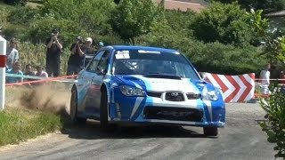 Vid�o Best of Eric Brunson Subaru WRC S12B par Glouts-Videos (206 vues)