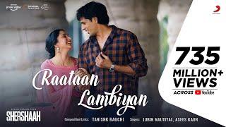 Raataan Lambiyan – Jubin Nautiyal – Asees Kaur Hindi Video Download New Video HD