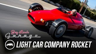 Light Car Company Rocket - Jay Leno's Garage. Watch online.