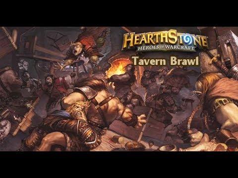 Hearthstone Encounter at the CrossBones Brawl! Legendary!