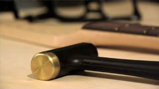 Watch the Trade Secrets Video, Deadblow Fretting Hammer