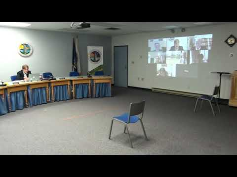 Town of Plattsburgh Board Meeting  5-28-20
