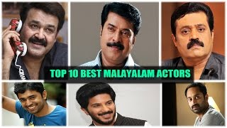 Top 10 Best Actors from Malayalam