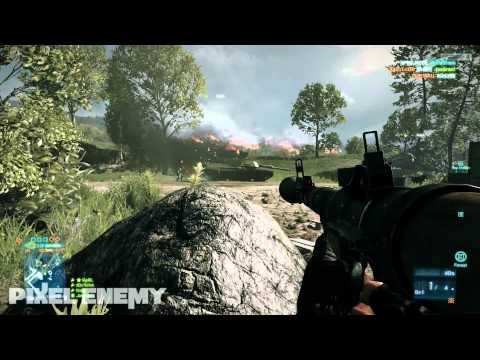 Battlefield 3 Beta: Caspian Border