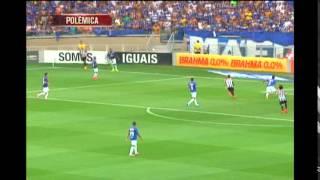 Confira os lances pol�micos de Cruzeiro x Atl�tico