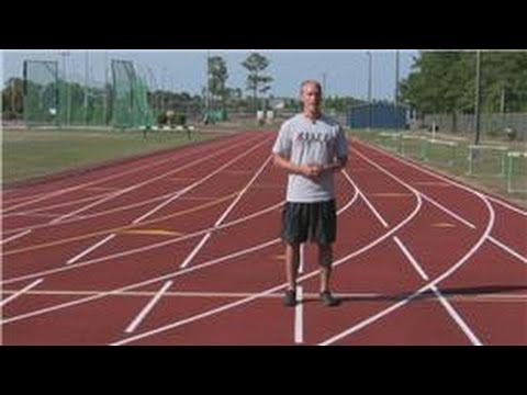 Track Running Tips : How to Run Faster in Sprints