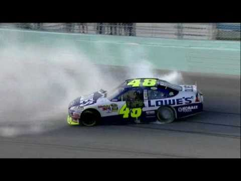 The Dominance Of Jimmie Johnson