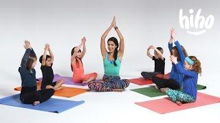 Kids Try Yoga   Kids Try   HiHo Kids