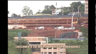 Crescimento e falta de estrutura em Nova lima preocupam moradores