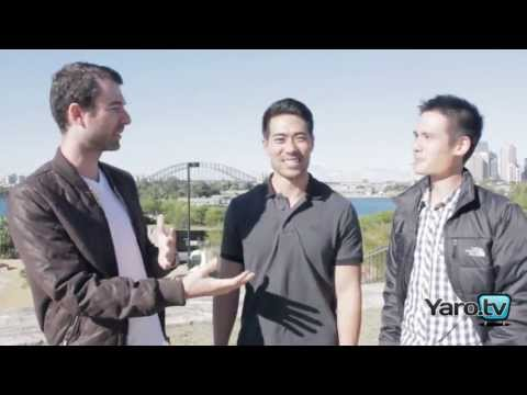 What Is Life Like As An Internet Entrepreneur In Sydney With Aurelius And Justin – Yaro.TV Daily Video