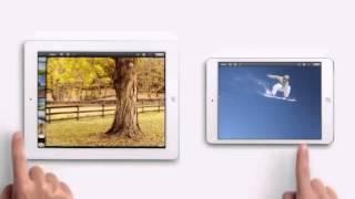 Apple   iPad mini   TV Ads   Photos