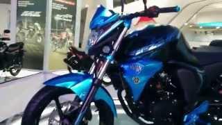 2014 New Yamaha FZ-S Concept Auto Expo 2014