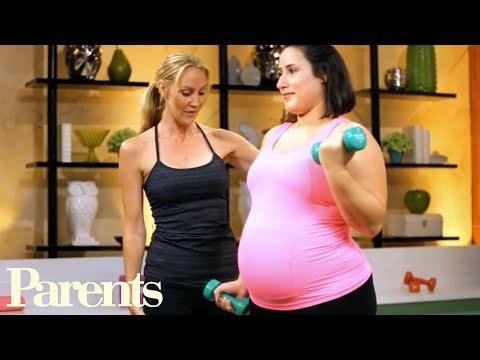 Pregnancy Workouts: Best Arm Exercises | Parents