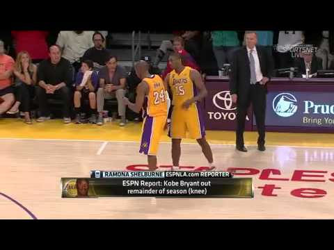 Kobe Bryant Stats, Bio   Los Angeles Lakers   ESPN