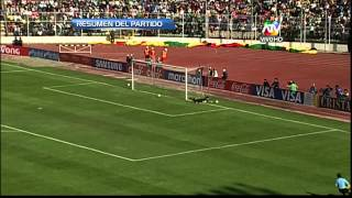 BOLIVIA VS PERU 1-1 ELIMINATORIAS BRASIL 2014 12-10-2012 HD