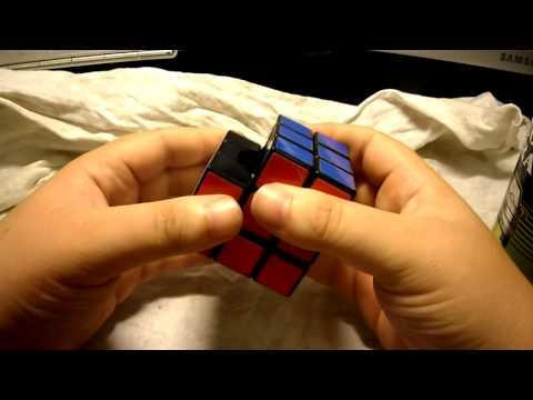 Как смазать Кубик Рубика