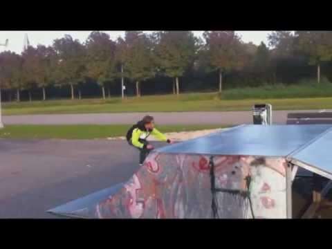 aggressive inline skating - skate tricks 2011