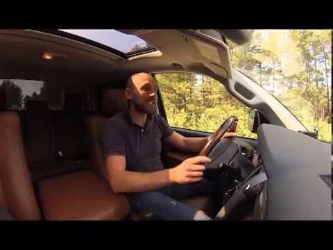 Тест-Драйв Тойота Тундра 2013 на газе