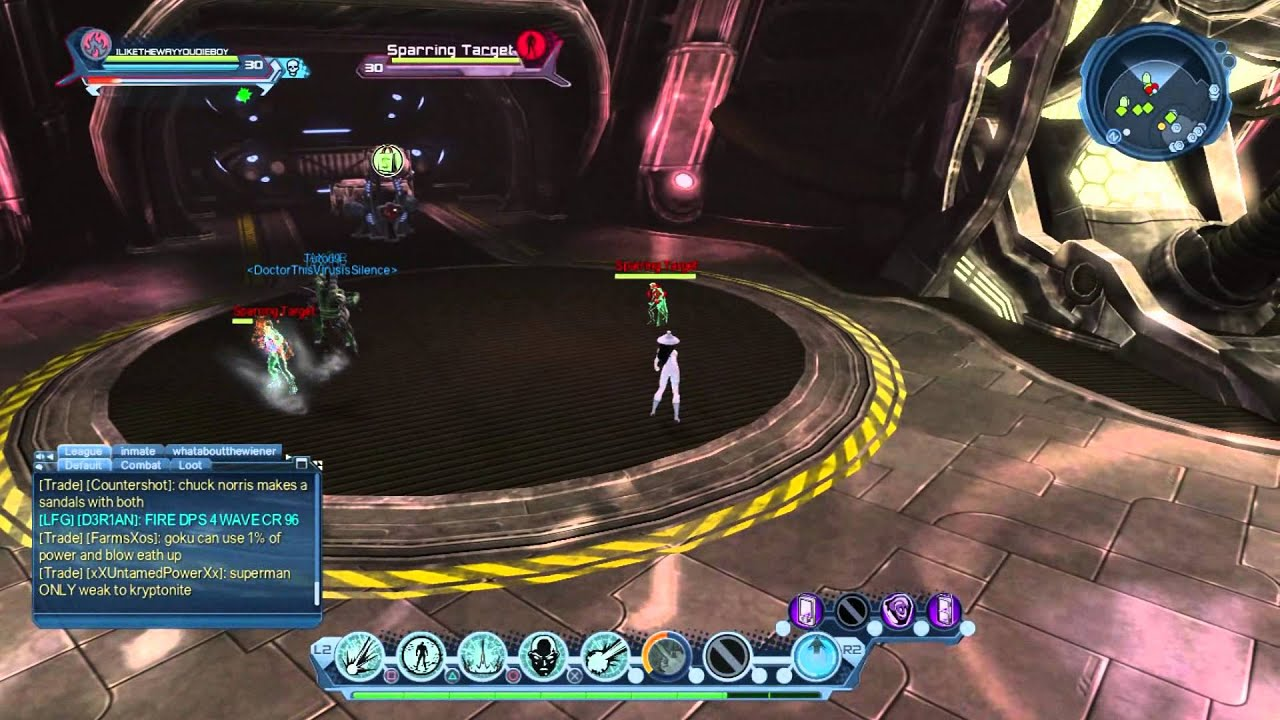 dcuo gadgets dps loadout guide 2013 youtube