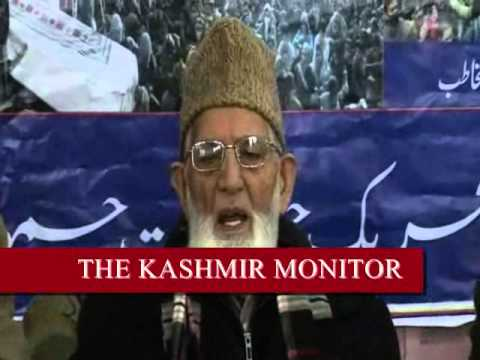 Boycott elections:Geelani appeals people