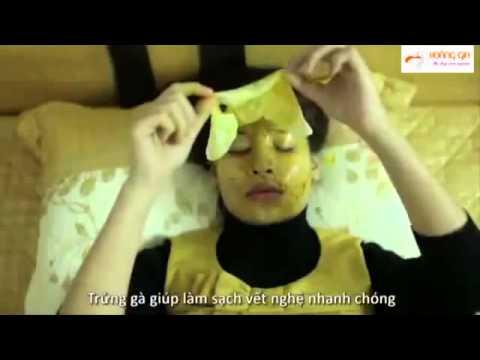 [CSMBHG] Bà bầu làm đẹp với mặt nạ nghệ