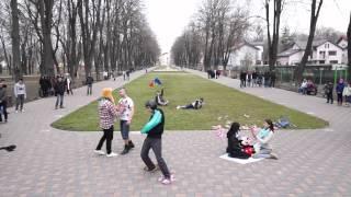Tecuci - Harlem Shake - Romania HD