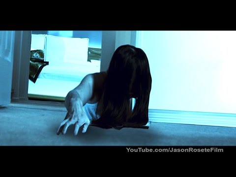 SCARY FUNNY GIRL GHOST PRANK (THE RING GRUDGE SCARY MOVIE)