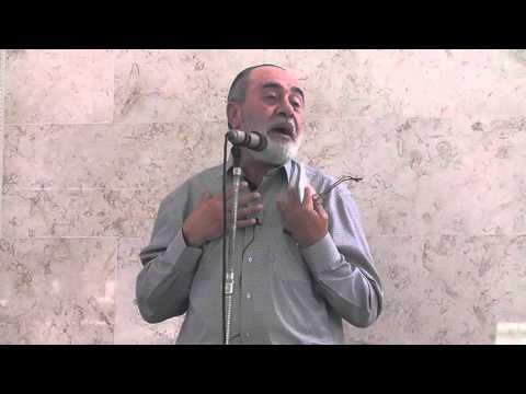 الشيخ أحمد بدران في خطبة الجمعة : ما بين خطبة الوداع والإنتخابات المحلية الحالية