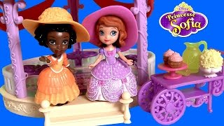 Sofia The First Royal Playdate How-To Sofia's Magical