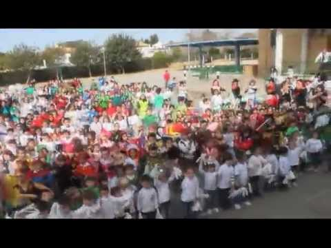 LIP DUB CEIP EL ALGARROBILLO