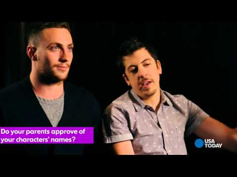 USA Today interview with Aaron Taylor-Johnson and Christopher Mintz-Plasse
